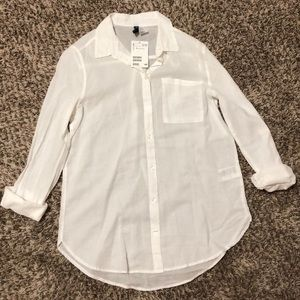 *[H&M]* button up Size 2